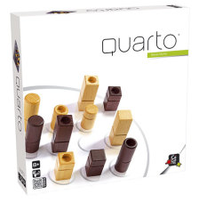 Gigamic Games  Quoridor, Quarto and PYLOS